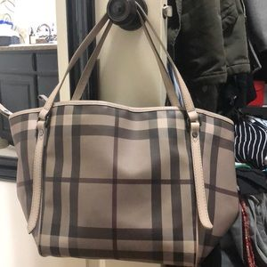 Never been used Burberry Small Canterbury bag